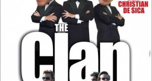 "Poster del film ""The Clan"""