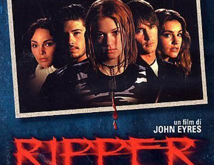 """Poster del film """"Ripper - Lettera dall'inferno"""""""