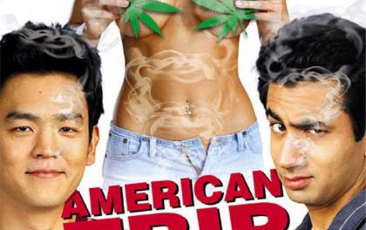 "Poster for the movie ""American Trip - Il primo viaggio non si scorda mai"""