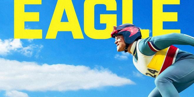 """Poster del film """"Eddie the Eagle - Il coraggio della follia"""""""