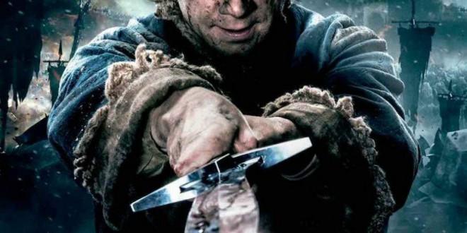 """Poster del film """"Lo Hobbit: La battaglia delle cinque armate"""""""