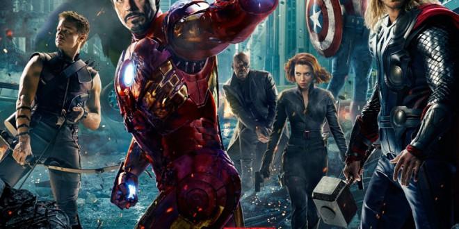 """Poster del film """"The Avengers"""""""