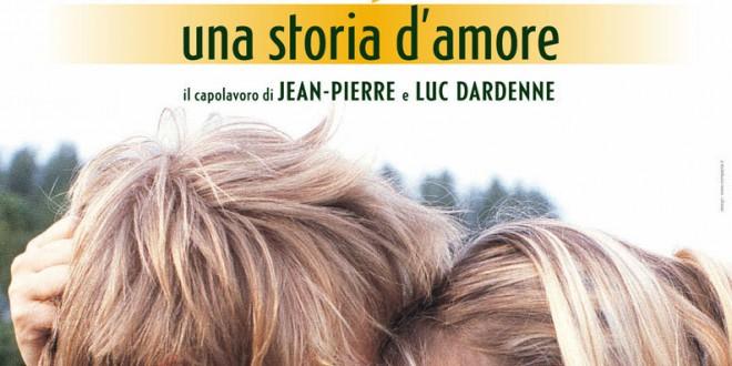 """Poster del film """"L'enfant - Una storia d'amore"""""""