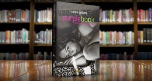 Purple Book - Libro fotografico di Nicola Bellotti