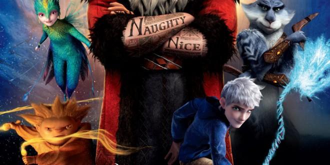 "Poster del film ""Le 5 leggende"""
