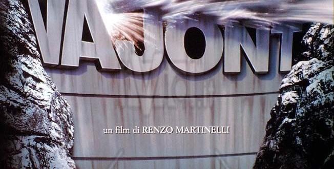 """Poster del film """"Vajont - La diga del disonore"""""""