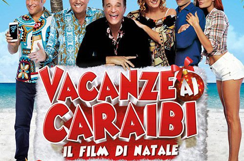 "Poster del film ""Vacanze ai Caraibi"""