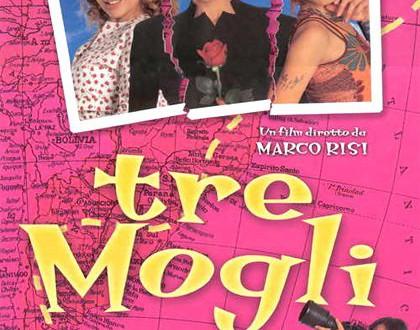 """Poster del film """"Tre mogli"""""""