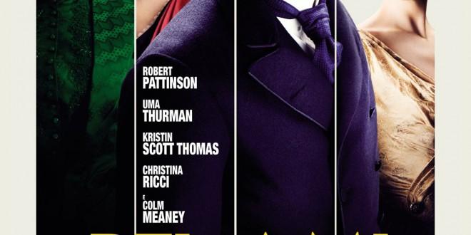 """Poster for the movie """"Bel Ami - Storia di un seduttore"""""""