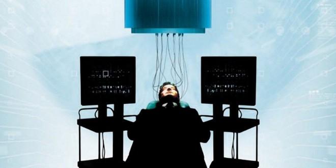"Poster del film ""Cypher"""