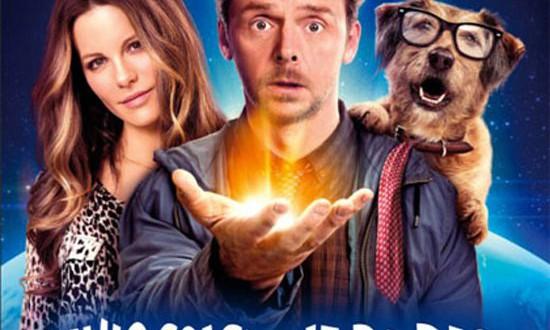 """Poster del film """"Un'occasione da Dio"""""""
