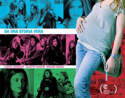 """Poster for the movie """"17 ragazze"""""""