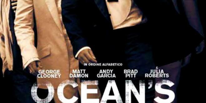 """Poster del film """"Ocean's Eleven - Fate il vostro gioco"""""""