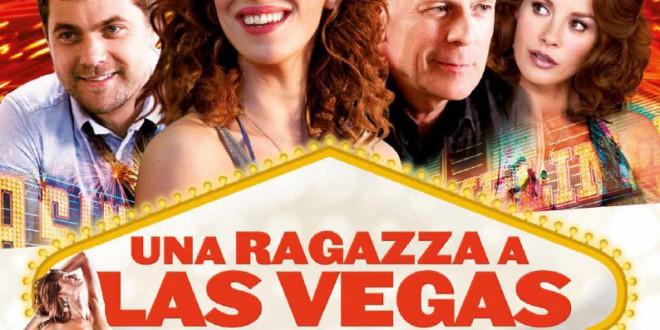 "Poster del film ""Una ragazza a Las Vegas"""