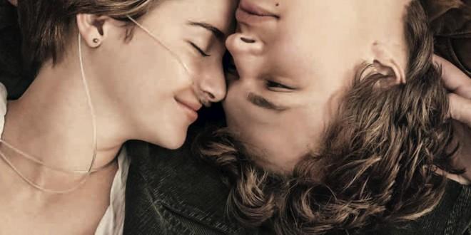 """Poster del film """"Colpa delle stelle"""""""
