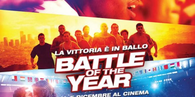 """Poster for the movie """"Battle of the Year - La vittoria è in ballo"""""""