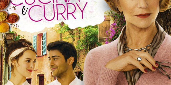 "Poster for the movie ""Amore, cucina e curry"""
