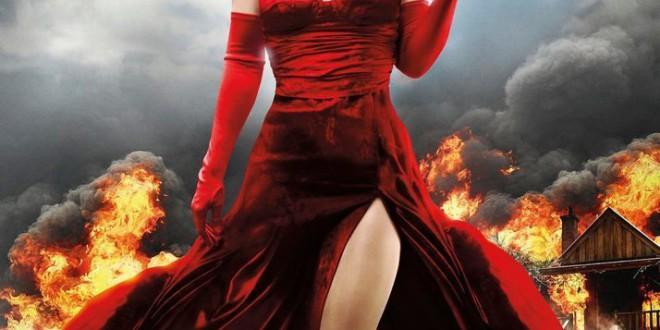 """Poster del film """"The Dressmaker - Il diavolo è tornato"""""""