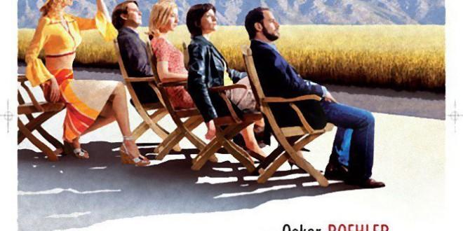 "Poster del film ""Le particelle elementari"""