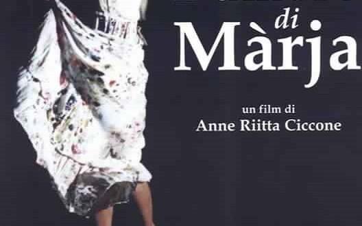 "Poster del film ""L'amore di Màrja"""