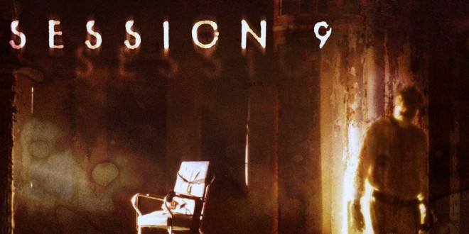 "Poster del film ""Session 9"""