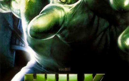 "Poster del film ""Hulk"""