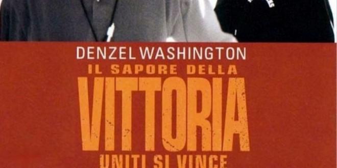 """Poster del film """"Il sapore della vittoria"""""""