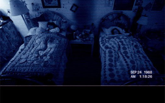 "Poster del film ""Paranormal Activity 3"""