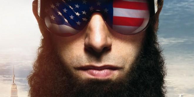"""Poster del film """"Il dittatore"""""""