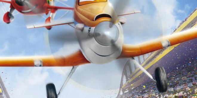"Poster del film ""Planes"""