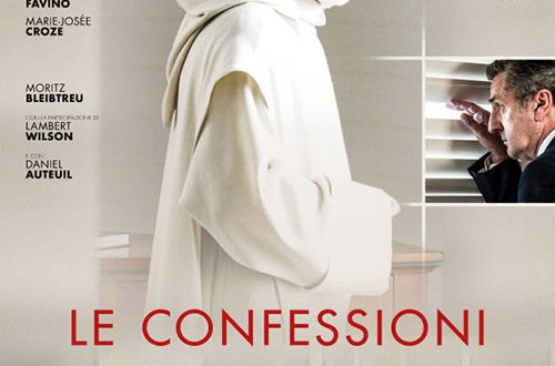 """Poster del film """"Le confessioni"""""""