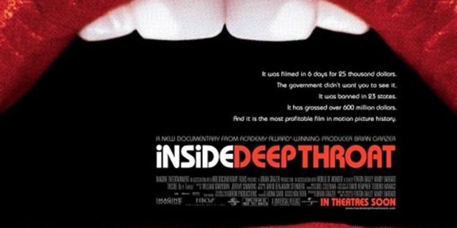 "Poster del film ""Inside gola profonda"""