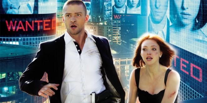 "Poster del film ""In time"""