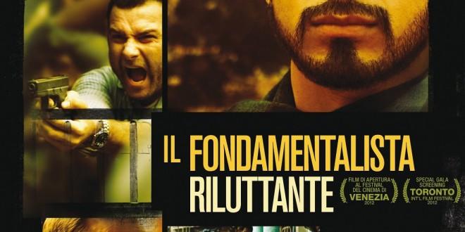 """Poster del film """"Il fondamentalista riluttante"""""""