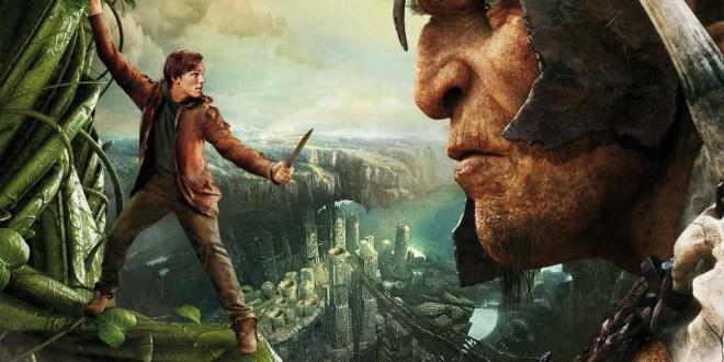 """Poster del film """"Il cacciatore di giganti"""""""