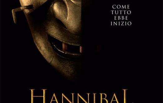"""Poster del film """"Hannibal Lecter - Le origini del male"""""""