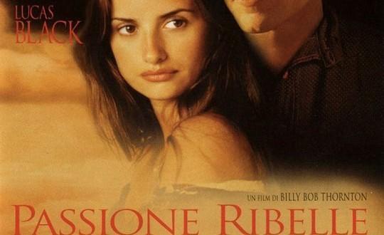 """Poster del film """"Passione ribelle"""""""