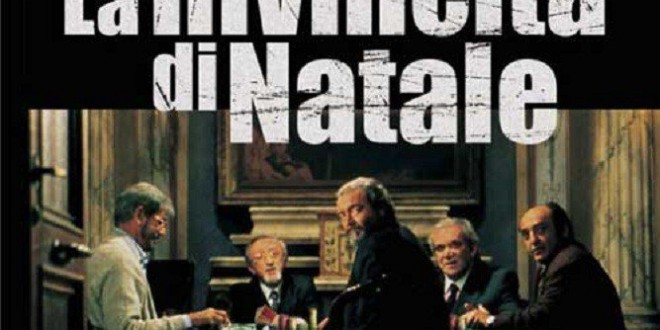 "Poster del film ""La rivincita di Natale"""