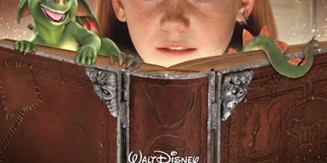 """Poster del film """"Maga Martina e il libro magico del Draghetto"""""""