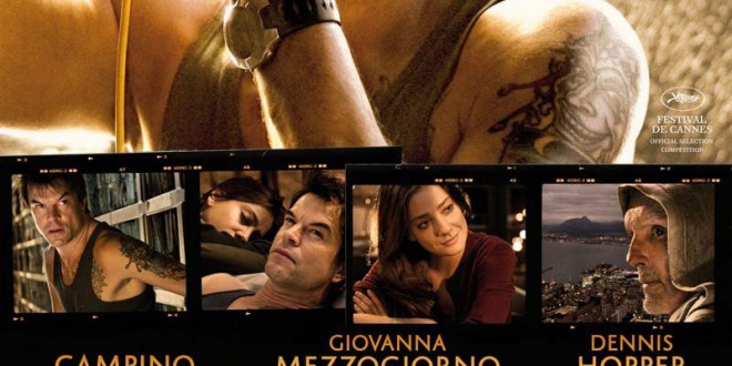 "Poster del film ""Palermo Shooting"""