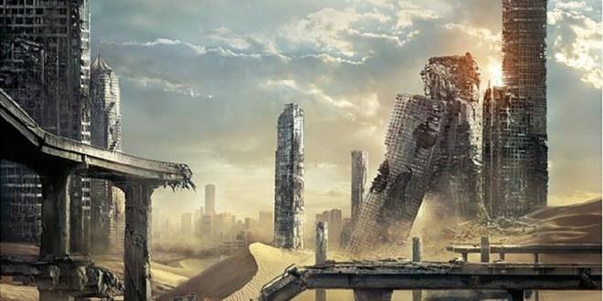 "Poster del film ""Maze Runner - La fuga"""