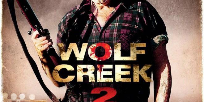 "Poster del film ""Wolf Creek 2"""