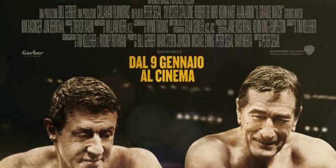 """Poster del film """"Il grande match"""""""