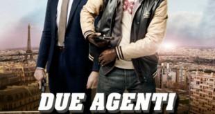 """Poster del film """"Due agenti molto speciali"""""""