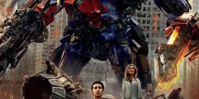 "Poster del film ""Transformers 3"""
