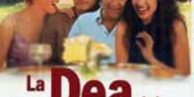 """Poster del film """"La Dea del Successo"""""""