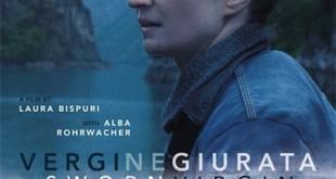 "Poster del film ""Vergine giurata"""