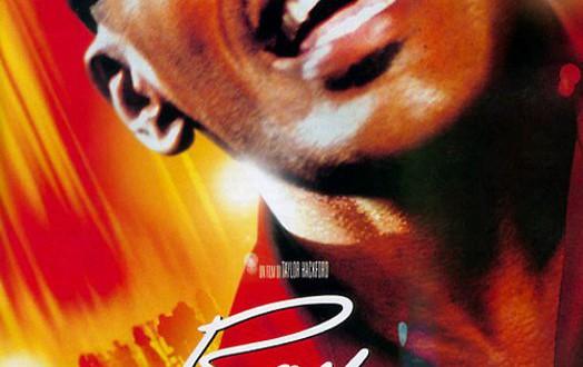"Poster del film ""Ray"""