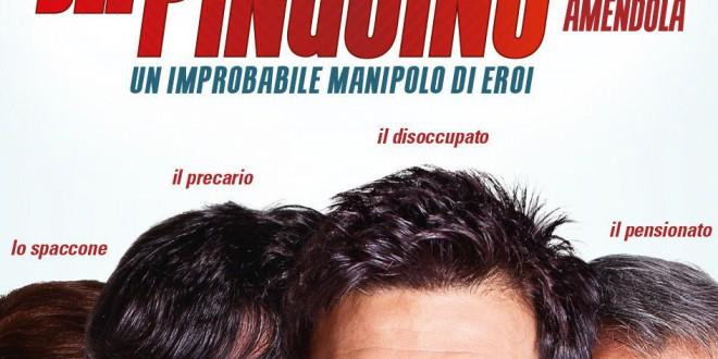 """Poster del film """"La mossa del pinguino"""""""