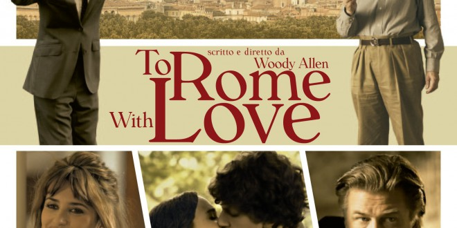 "Poster del film ""To Rome with Love"""